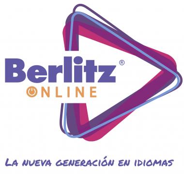 Logo Berlitz Online Slogan
